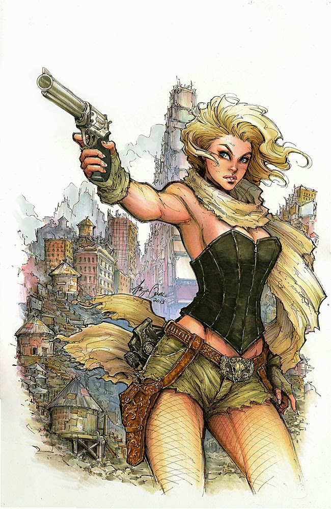 Aspen Comics NYCC Announcements