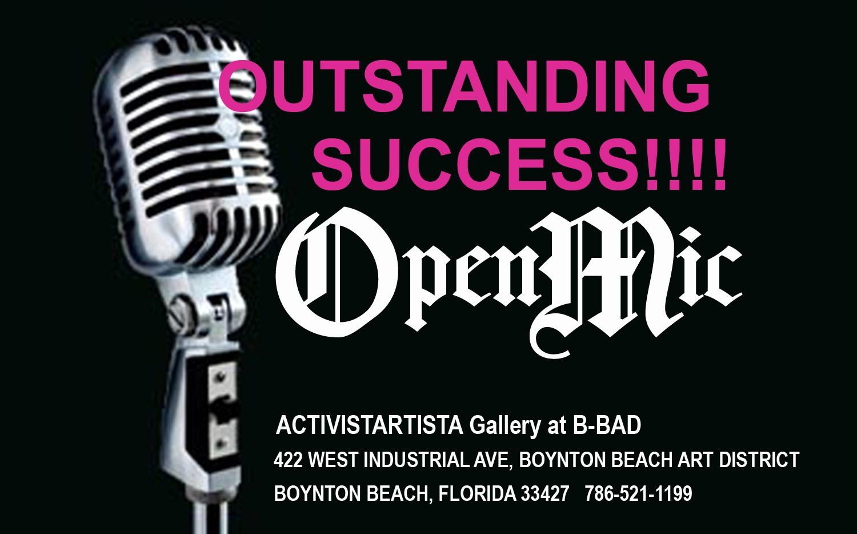 Open Mic West Palm Beach