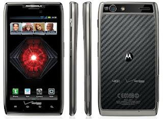 Motorola RAZR MAXX Harga dan Spesifikasi