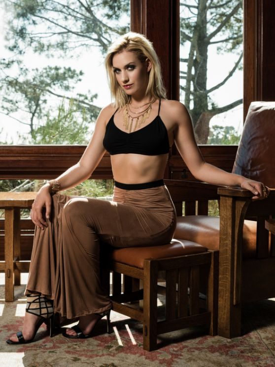 Paige Spiranac – Pacific Magazine September 2015