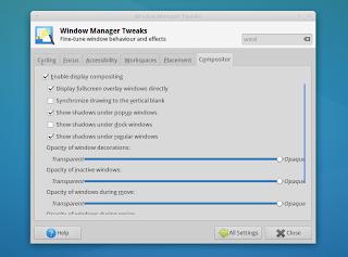 Xubuntu 14.04 screenshots