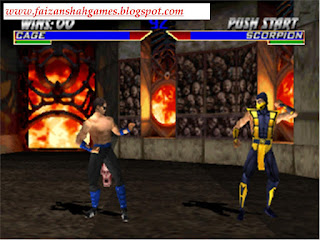 Mortal kombat 4 cheats