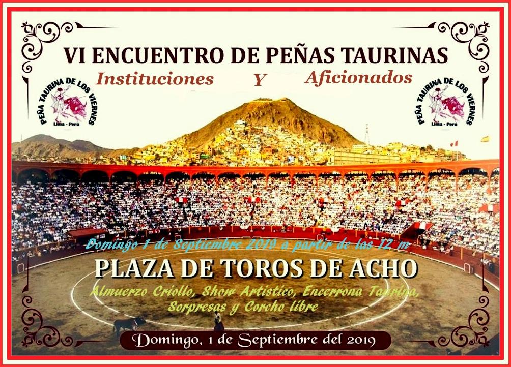 Evento Taurino