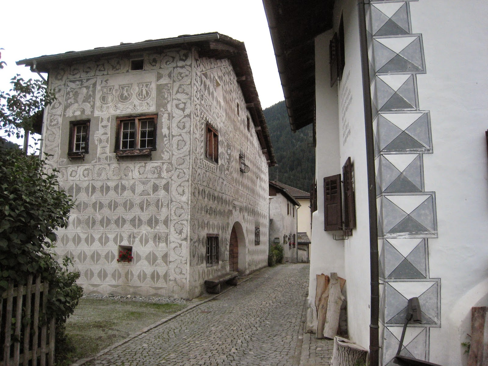 Auf guten Wegen: Andreas\' Outdoor-Blog: Via Alpina: Avers-Juppa ...