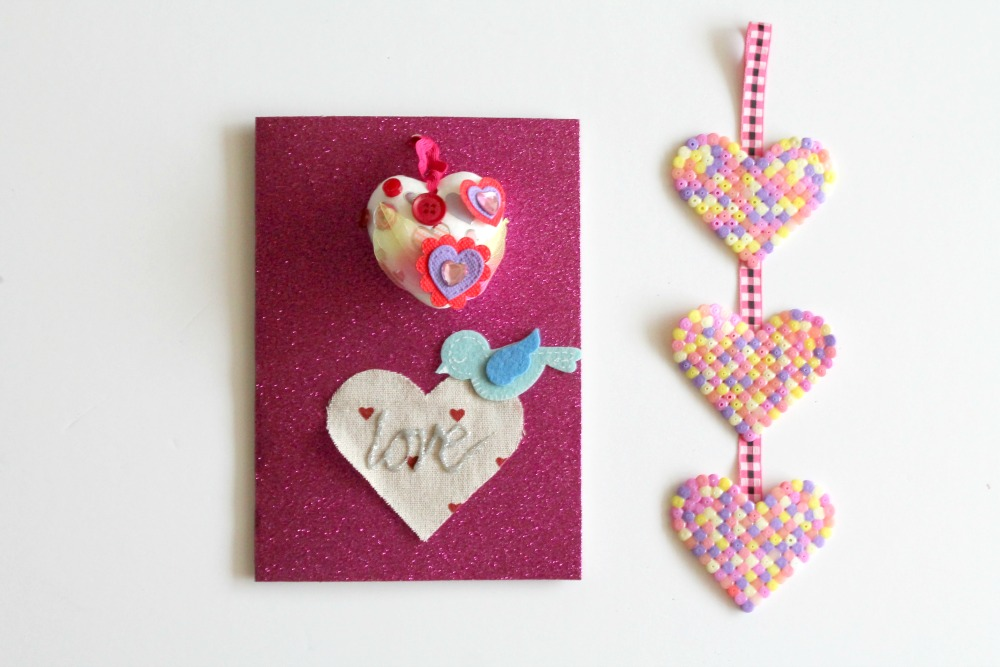 Valentine\'s Day Themed Craft Ideas for Children | Quite Frankly ...
