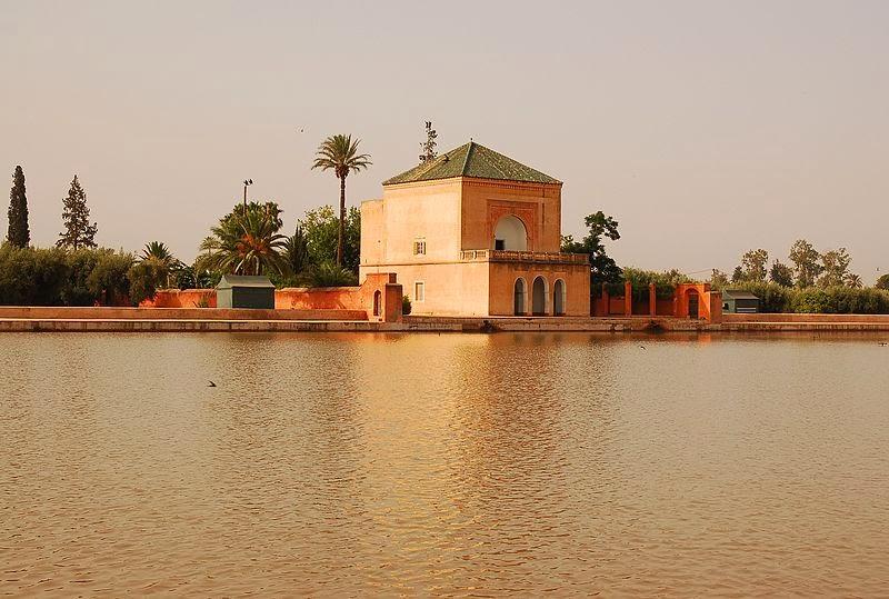 موضوع حول التراث المغربي