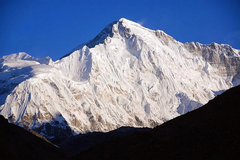 Mount Cho Oyu - 15 Highest Peaks in the World