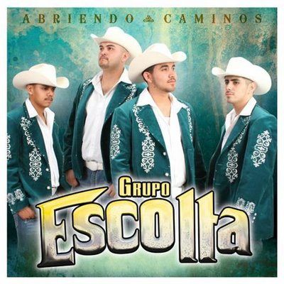 Grupo Escolta - Abriendo Caminos CD Album 2009 - Descargar Disco