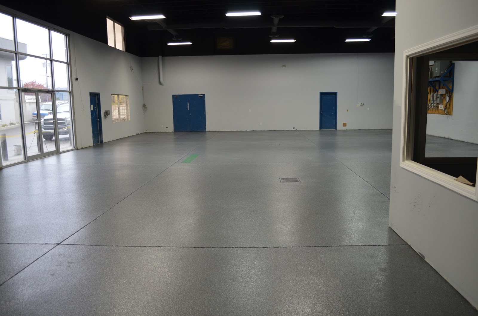 Mode concrete for Concrete floor coatings