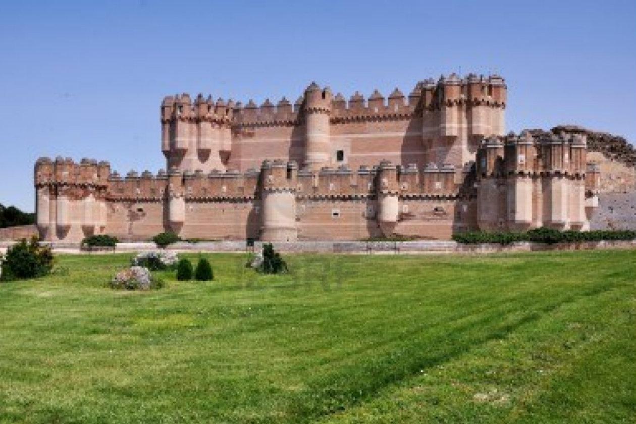 The Great Cities: Castillo de Coca, Spain