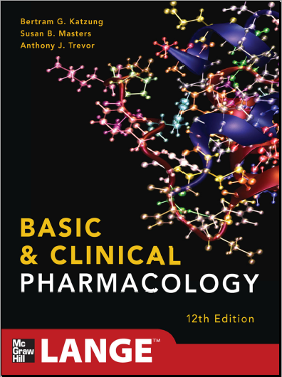 Basic and Clinical Pharmacology 12th edition