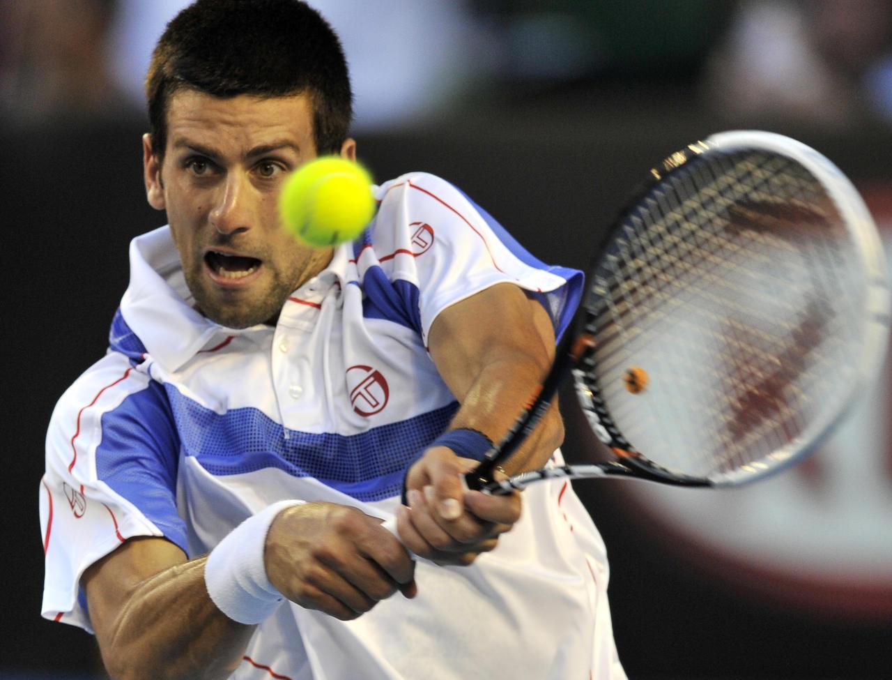 Novak Djokovic   HD Wallpapers (High Definition)   Free Background