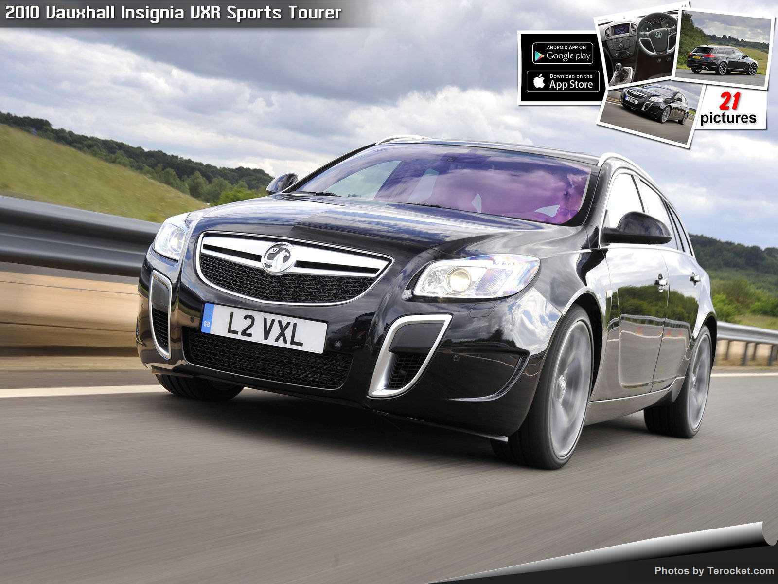 Hình ảnh xe ô tô Vauxhall Insignia VXR Sports Tourer 2010 & nội ngoại thất