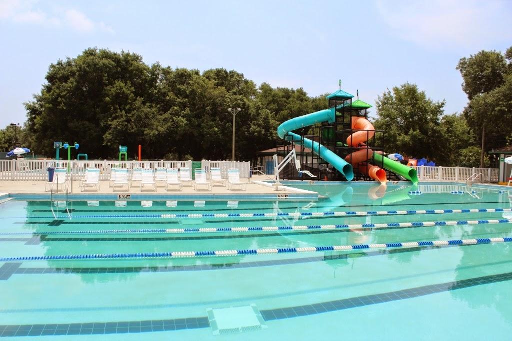 Roger Scott Pool in Pensacola, FL