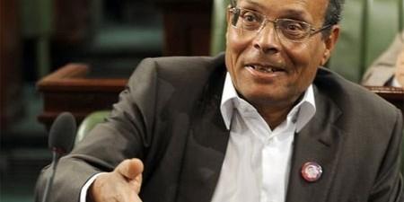 Marzouki félicite les chrétiens en Tunisie à l'occasion de la fête de Noël
