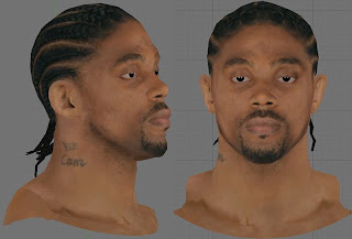 NBA 2K13 Udonis Haslem Cyberface Patch
