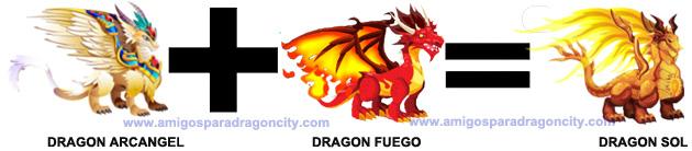 como sacar el dragon sol en dragon city 2
