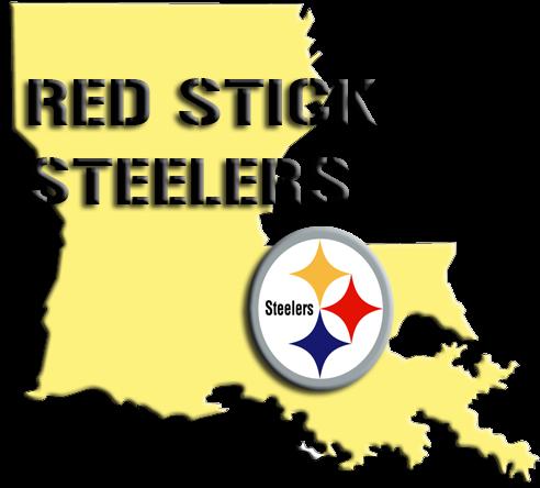 Baton Rouge Steelers Fans
