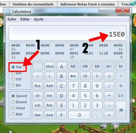 FarmVille 2 – ganhar Notas Verdes - Cheat Engine 6.2 (Chrome)