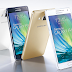 Shown Style Together Samsung Galaxy A3 and A5