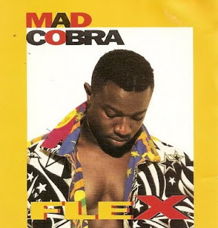 MAD COBRA - FLEX (SINGLE 12'') (1992)