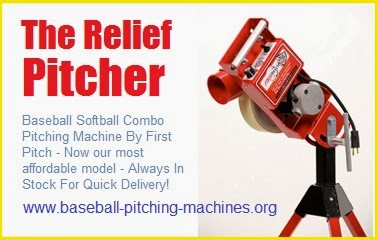 Call Jim 919-542-5336 for a great deal and fast shipping on a new Relief Pitcher today.