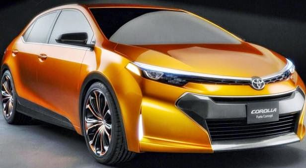 2015 Toyota Furia Concept and Prices