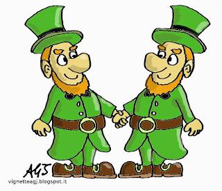 irlanda, referendum, diritti civili, satira, vignetta