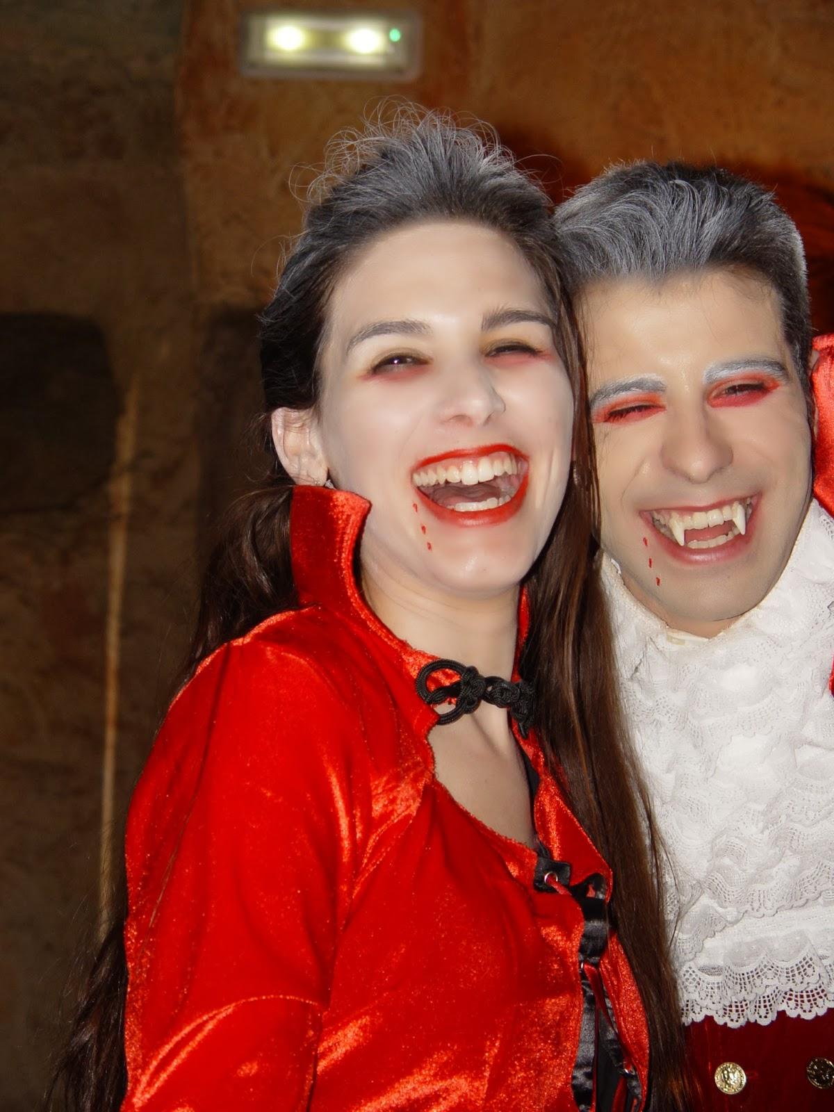 halloween vampiros dracula