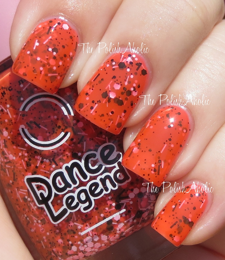 The PolishAholic: Dance Legend Exotic Fruit Collection Swatches
