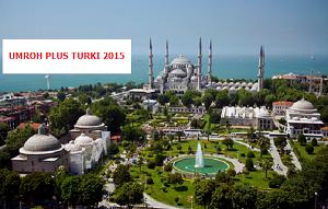 Umroh Plus Turki 2015