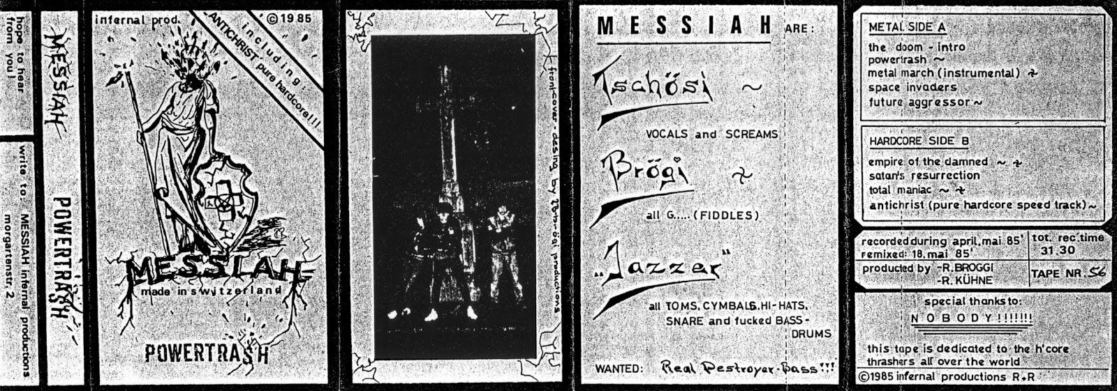Messiah Live Baar