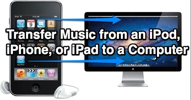 how to put music from computer to iphone 5