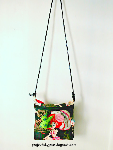 Sling Bag Pattern Free Download : Sling Bag Pattern How to sew a long thin strap