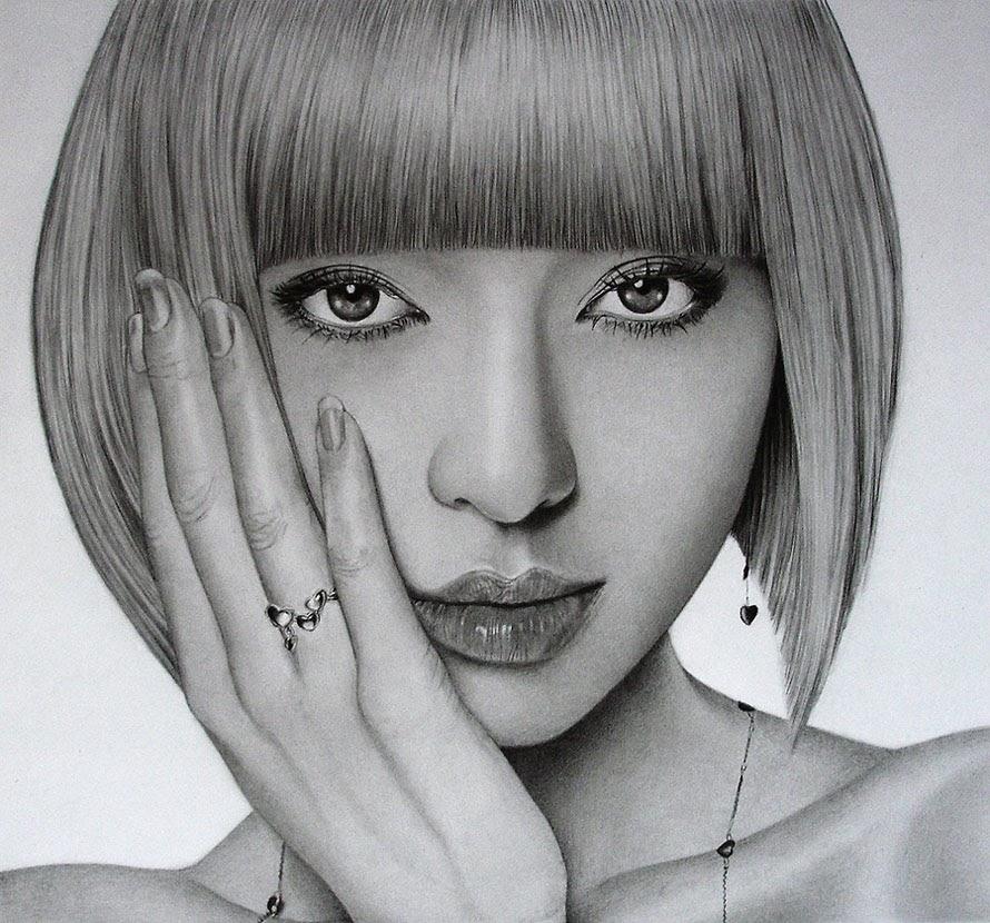 07-Artist-Ken-Lee-aka-KLSADAKO-Hyper-Realistic-Charcoal-Portraits-www-designstack-co
