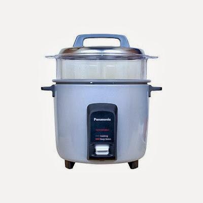 Panasonic SR-Y22FHS (5.4 L) Multicooking Cooker
