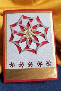 gwiazda kartki