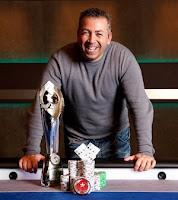 John Dibella campeón pca 2012