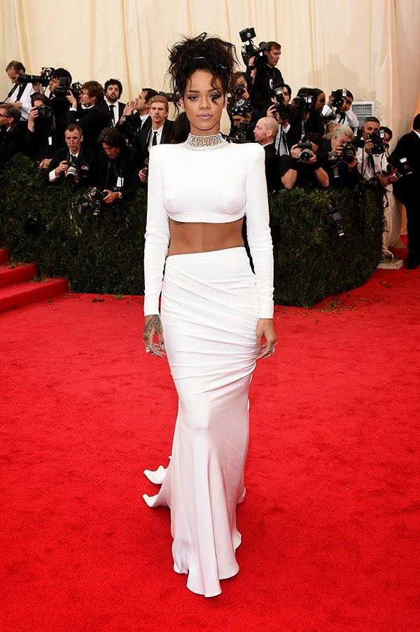 MET GALA 2014 | Rihanna