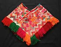 Textiles: Quechquemitl Mesoamerica Mexica