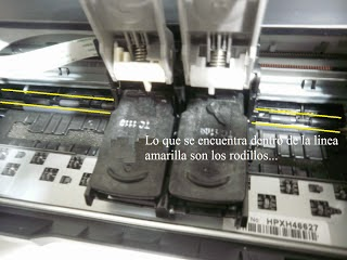 canon printer rollers