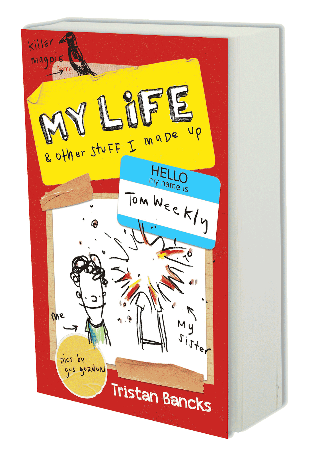 my life book review