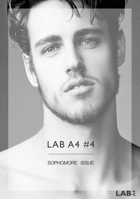 Jordan Stenmark for Lab A4 Magazine