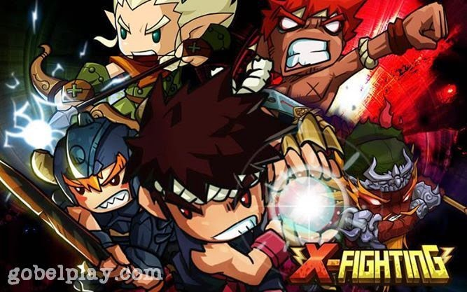 Free Download X-Fighting Android | Exciting Online Battle