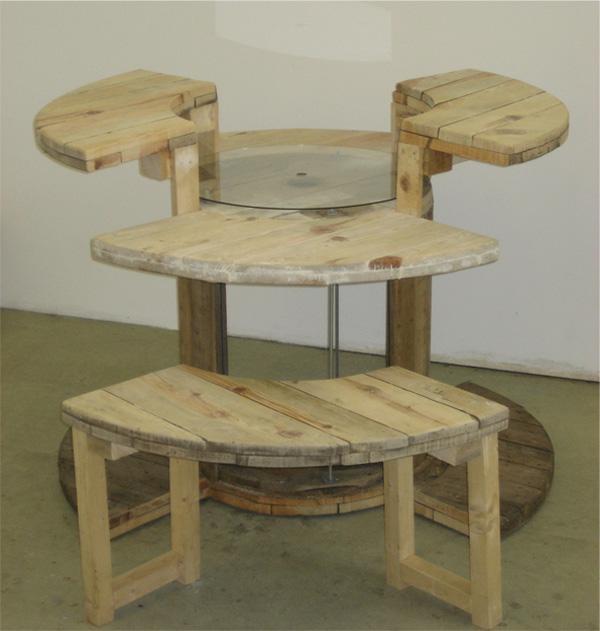Hacer una mesa para nuestro ordenador - Butacas altas ...