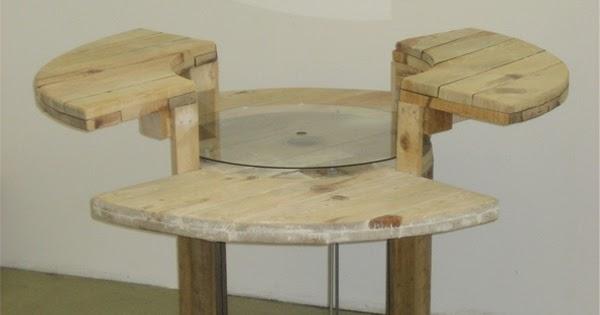 Hacer una mesa para nuestro ordenador - Como hacer una mesa de ordenador ...