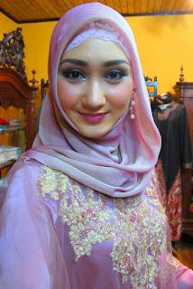 Model Jilbab Kebaya Idul Firtri
