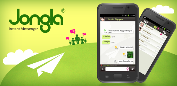 Jongla app Free Download