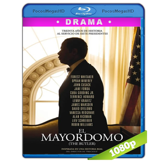El Mayordomo (2013) BRRip 1080p Audio Dual Latino/Ingles 5.1