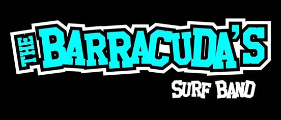 THE BARRACUDAS SURF BAND
